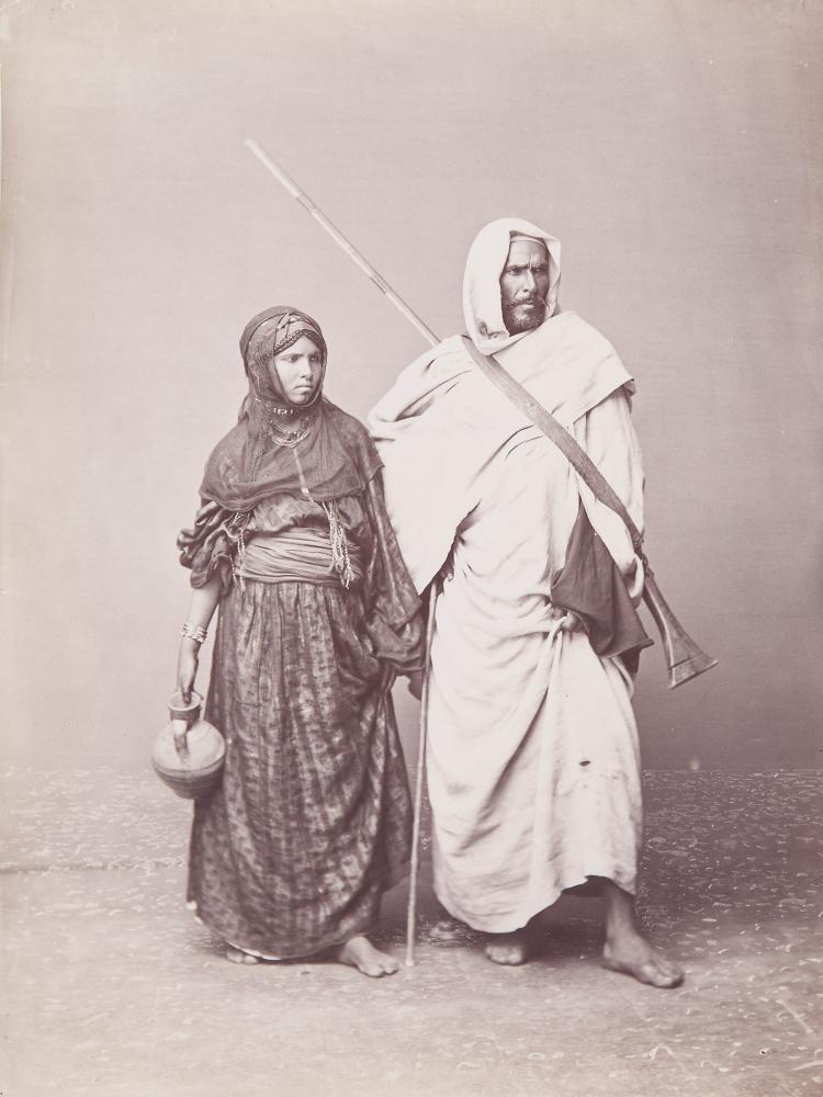 Bechard (Emile) - Egypt, ca.1870