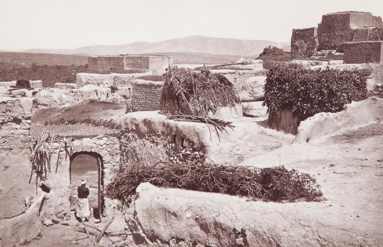 Henry Baker Tristram (1822-1906) -  Pathways of Palestine, a Descriptive Tour through the Holy Land, series 2, 1882