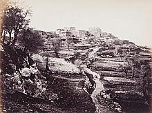 Francis Bedford (1816-1894) - The Holy Land, Egypt, Constantinople, Athens, 1866