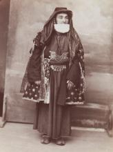 Dmitri Ivanovich Ermakov (1846-1916) - Armenian Woman in the National Clothes, Shemakha, Caucasus, 1880s
