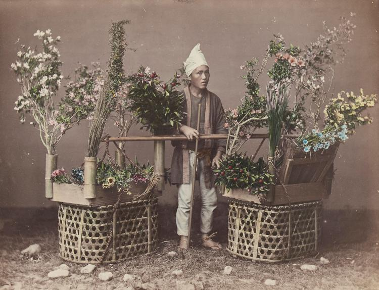 Baron Raimund von Stillfried (1839-1911) & others - Japan, 1880s