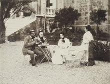 Various photographers -  A collection of Italian cabinet cards and cartes-de-visite, Naples, 1860s-1880s