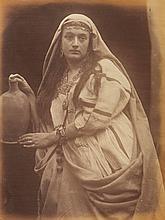 Julia Margaret Cameron (1815-1879) - Zuleika, Mrs Ewen Hay Cameron, 1871