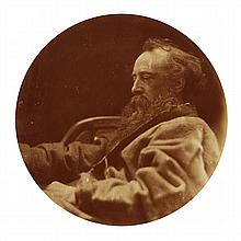 Julia Margaret Cameron (1815-1879) - George Frederic Watts R.A., 1864