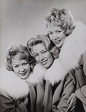 Angus McBean (1904-1990) - The Beverley Sisters, 1950