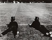 Bill Brandt (1904-1983) - Eton Sprawls, 1933