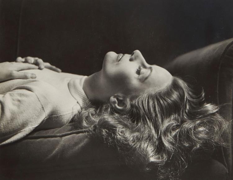 Cecil Beaton (1904-1980) - Greta Garbo, 1946