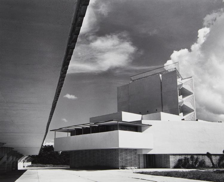 Pedro E. Guerrero (1917-2012) - Frank Lloyd Wright, 1947-1960