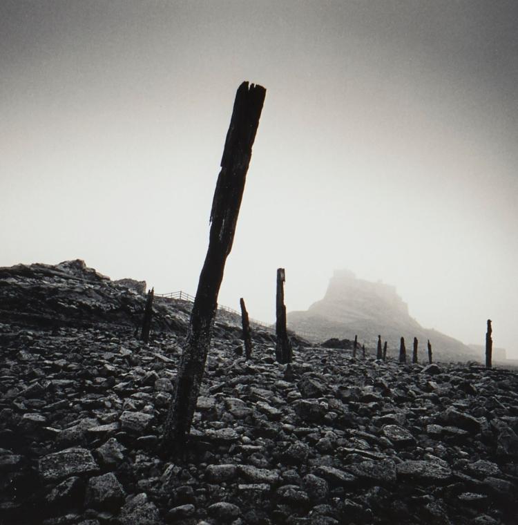Michael Kenna (b.1953) - Lindisfarne Castle, Northumberland, 1991