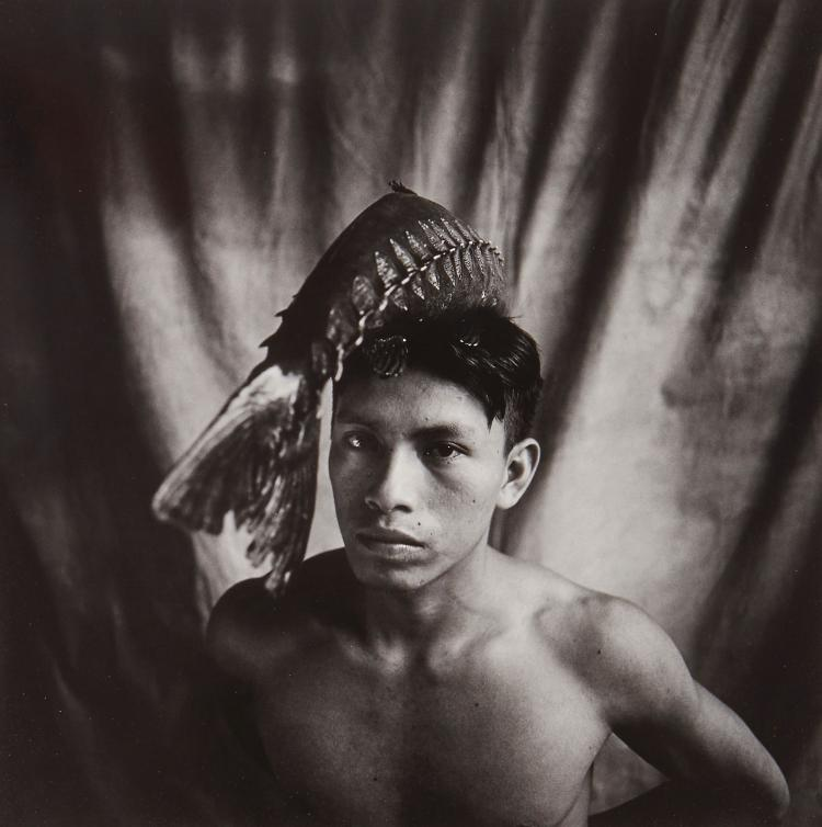 Javier Silva Meinel (b.1949) - Turushuqui, Iquitos, Peru, 2004