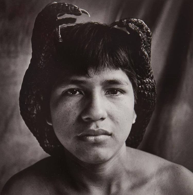 Javier Silva Meinel (b.1949) - Garras de Lagarto, Iquitos, Peru, 2004