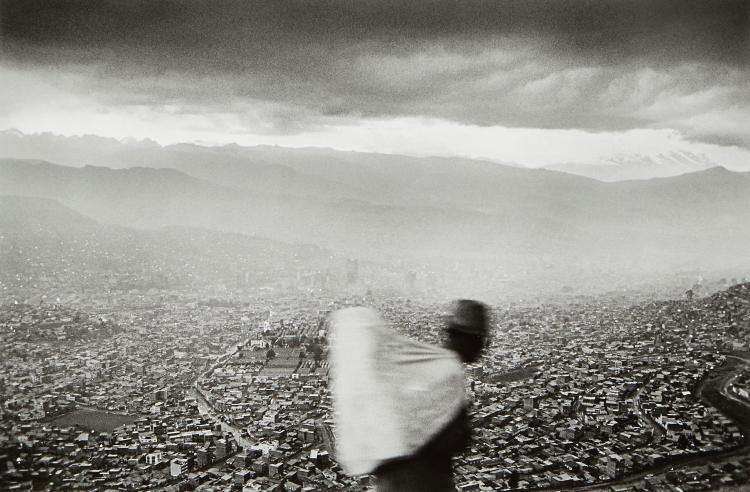 Chris Steele-Perkins (b.1947) - Bolivia, 1984