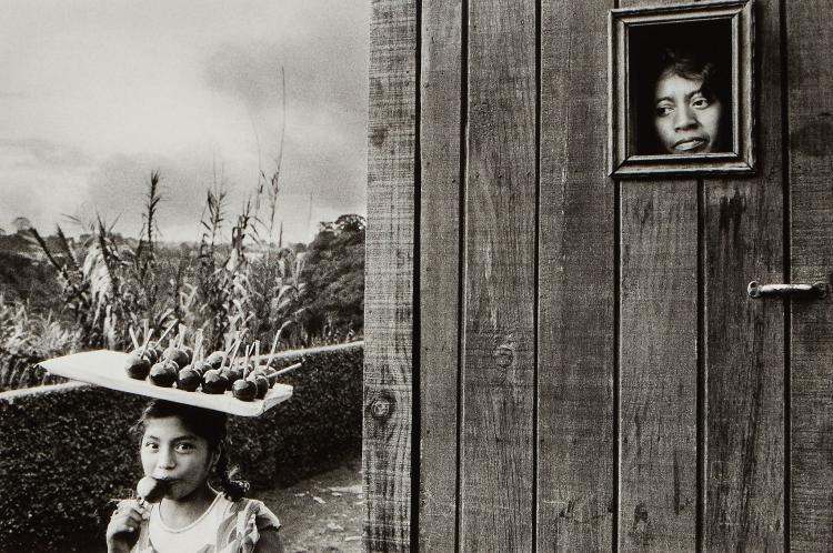 Sebastiao Salgado (b.1944) - Guatemala, 1978