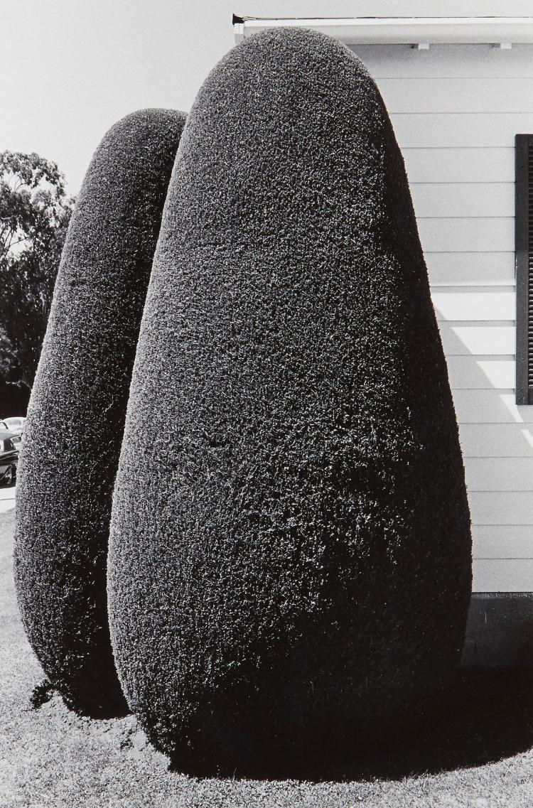 Henry Wessel (b.1942) - San Francisco, 1972