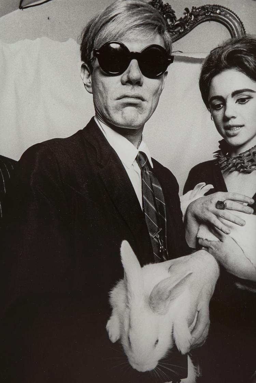 Jean Jacques Bugat (b.1948) - Rue Princesse, Andy Warhol et Edie Sedgwick, Paris, 1965