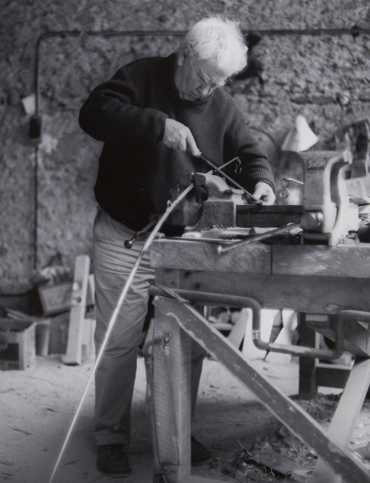 Pedro E. Guerrero (1917-2012) - Alexander Calder, 1963-1976