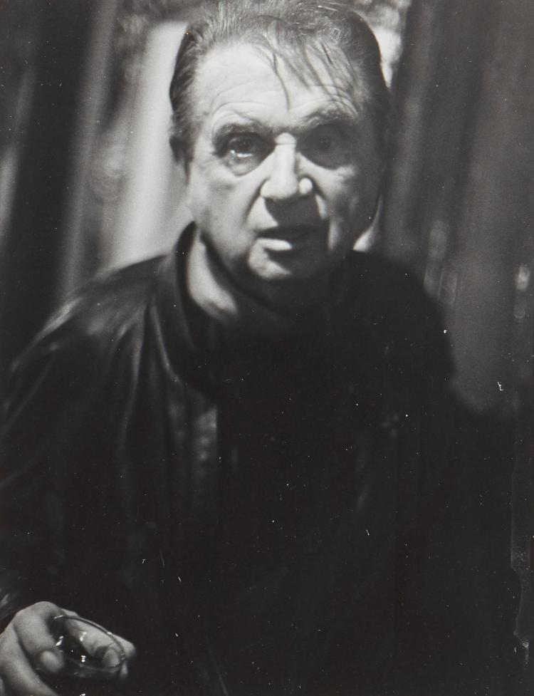 Alastair Thain (b.1961) - Francis Bacon, 1987