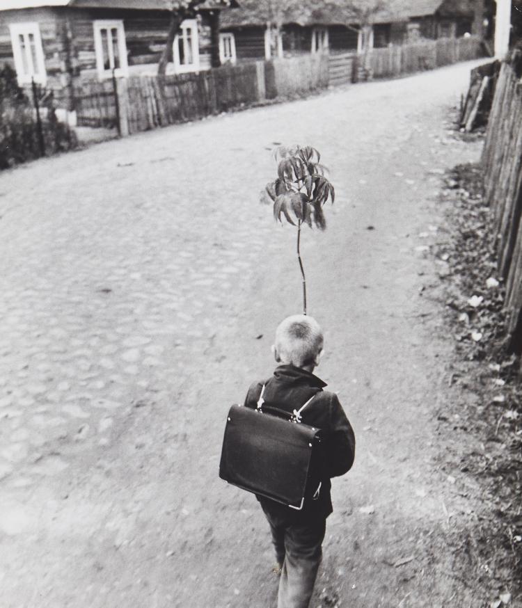 Antanas Sutkus (b.1939) - Childhood, Dzukija, 1969