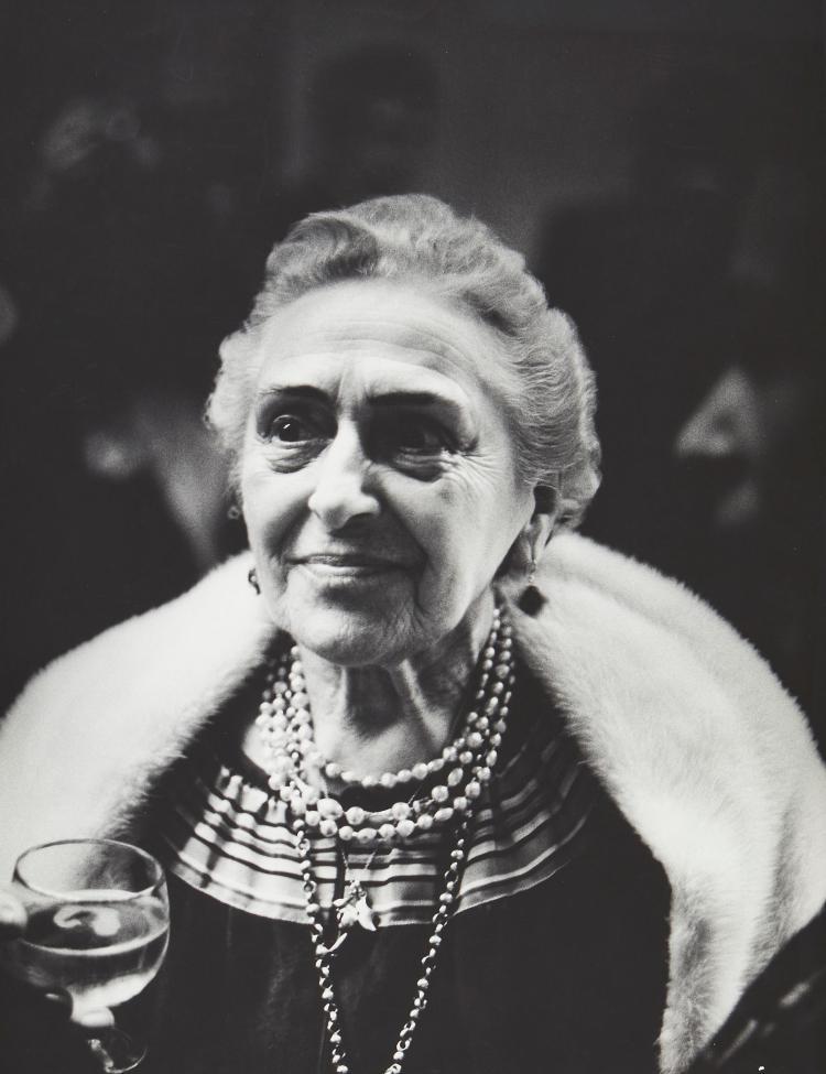 Antanas Sutkus (b.1939) - Elena Z.P., ca.1970
