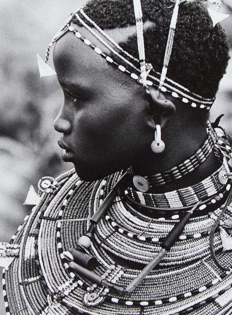 George Rodger (1908-1995) - Masai Moran Circumcision Ceremony, Kenya, 1980