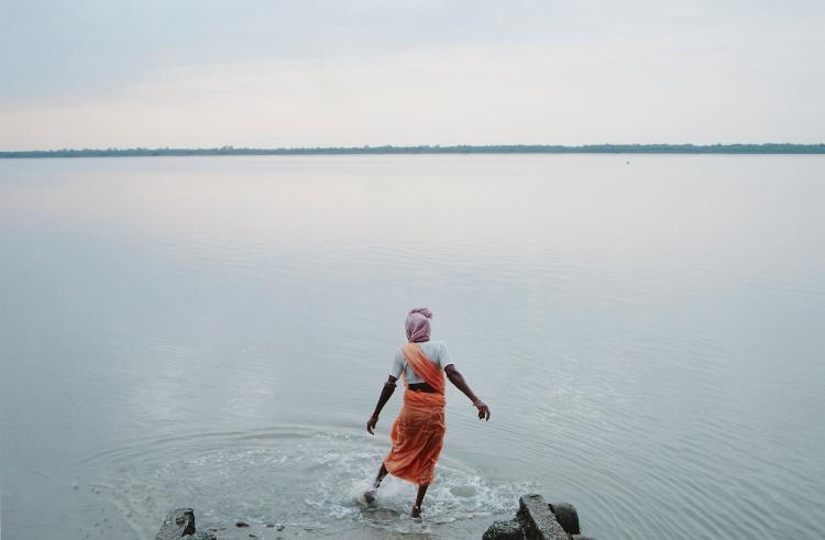 Anastasia Taylor-Lind (b.1981) - Sundarban, West Bengal, Bangladesh, 2015