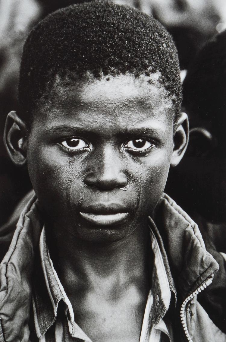 Don McCullin (b.1935) - Zambia, 2005