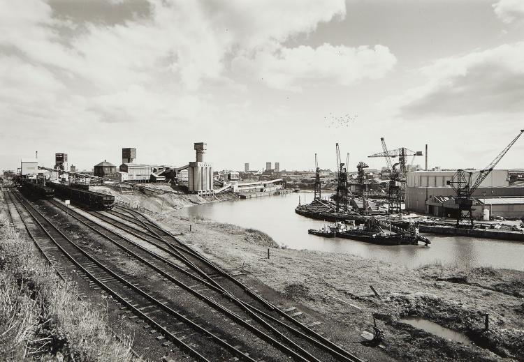 John Davies (b.1949) - Monkwearmouth, Colliery, Sunderland, co. Durham, 2003