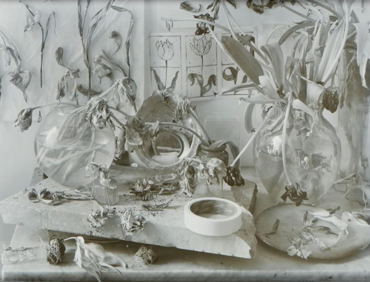 John Blakemore (b.1936) - The Studio Table, No.3, 1994