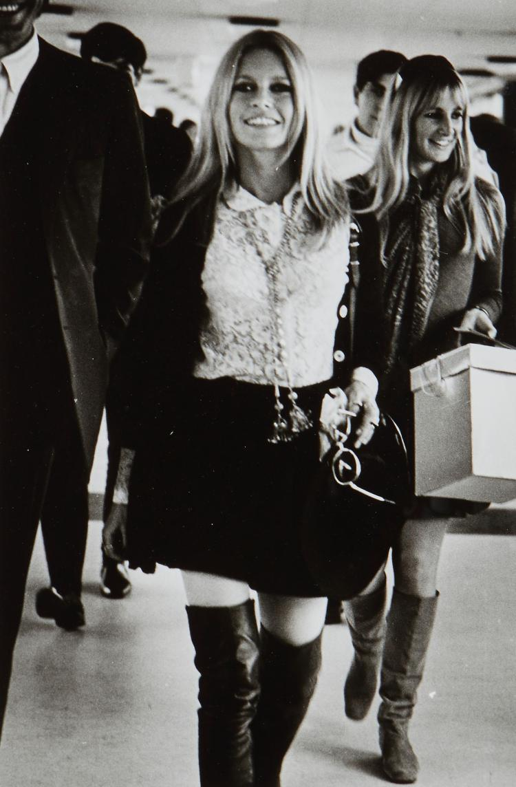 Ray Bellisario (b.1936) - Brigitte Bardot, 1968