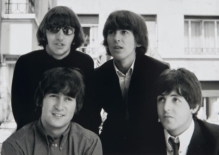 Roger Kasparian (b.1938) - The Beatles, ca. 1965