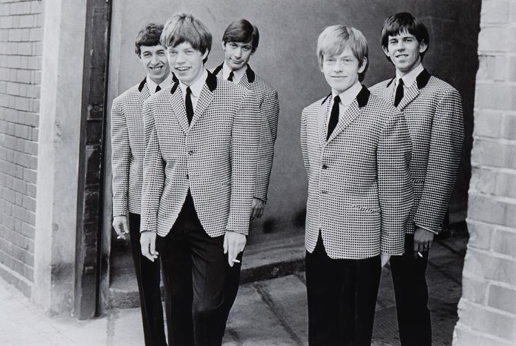 Philip Townsend (1940-2016) - The Rolling Stones, 1962