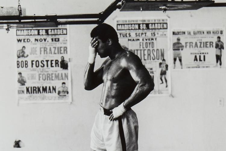 Chris Smith (b.1937) - Muhammad Ali, 1971
