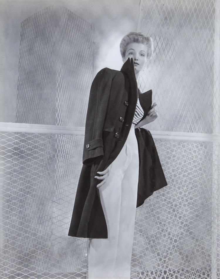 Horst P. Horst (1906-1999) - Untitled, Fashion Study, 1944