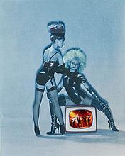 Bob Carlos Clarke (1950-2006) - Hot Gossip, 1981