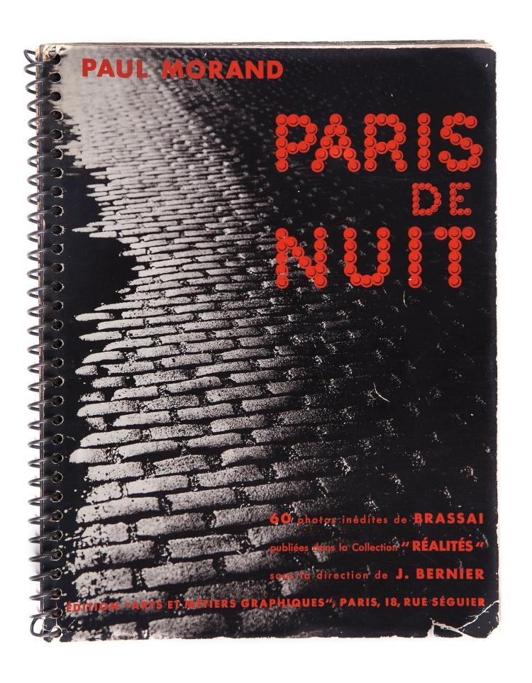 Brassai (1899-1984) - Paris de Nuit, 1933