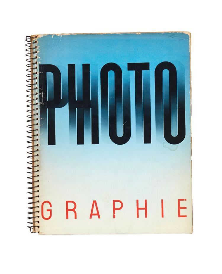 Arts et Métiers Graphiques - Photographie, 1935