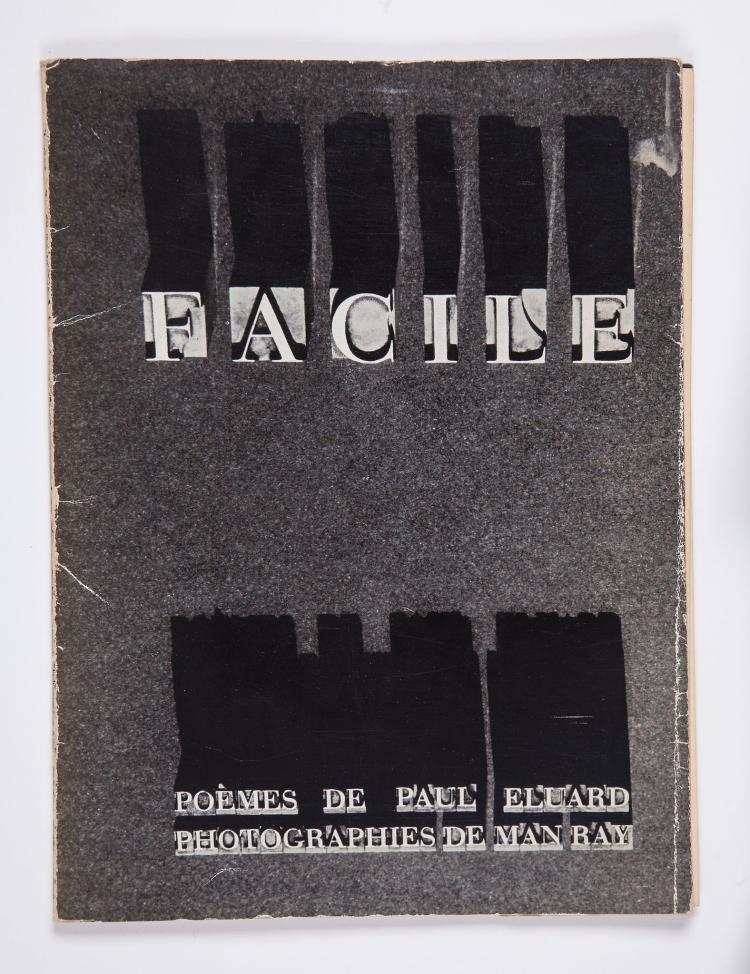 Man Ray (1890 - 1976), Paul Eluard (1895-1952) - Facile, 1935