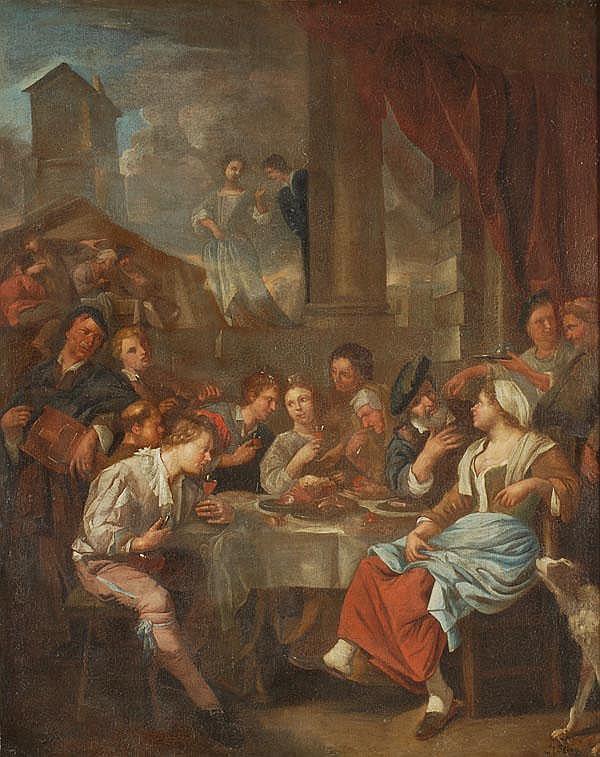 Attributed to Jacob Toorenvliet (1640-1719)