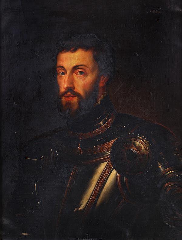 Manner of Agnolo di Cosimo, Il Bronzino Portrait