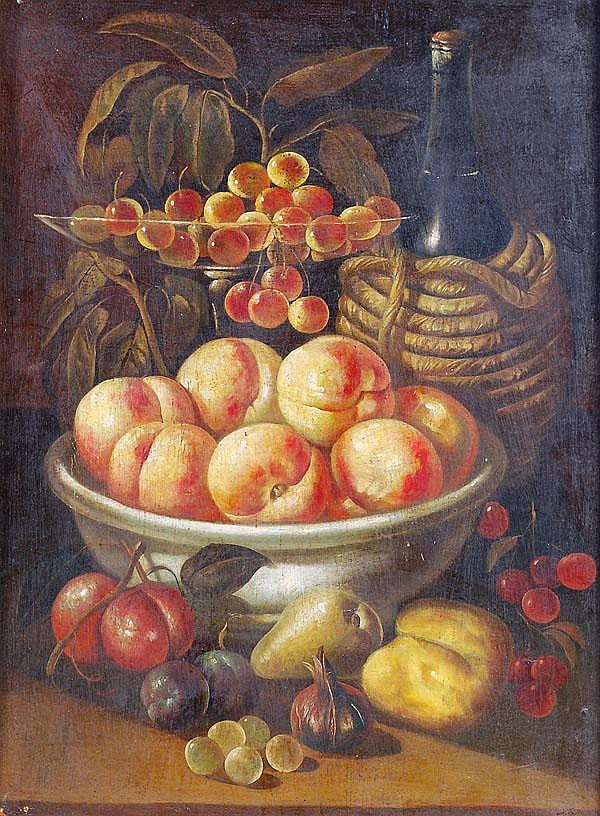 Manner of Giacomo Ceruti Still life studies of