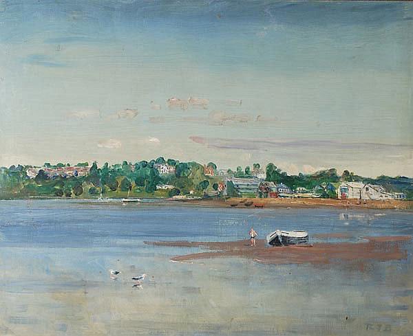 δ Rodney Joseph Burn (1899-1984). Bembridge