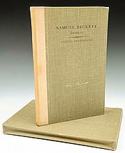 Beckett (Samuel) - Proust and Three Dialogues,