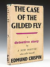 Crispin (Edmund) - The Case of the Gilded Fly,