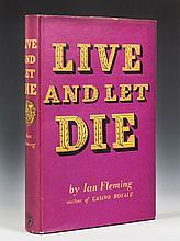 Fleming (Ian) - Live and Let Die,