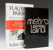Barnes (Julian) - Metroland,