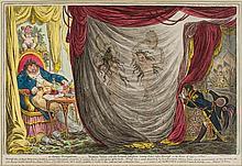 Michael Finney Antique Prints - Caricatures - Ci-devant