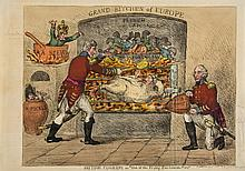"""De Wilde (Samuel) - British Cookery or """"Out of the Frying Pan, Into the Fire"""","""