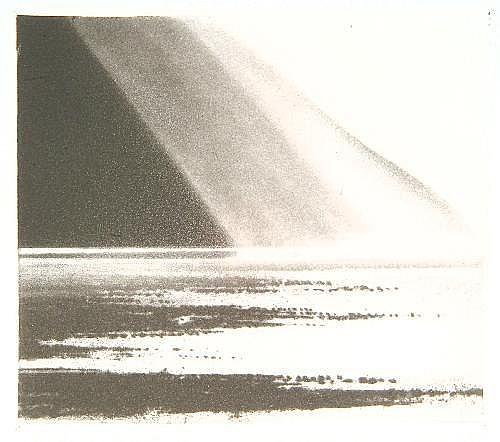 Norman Ackroyd (b.1938) Wasdale Scars 1981 Etching