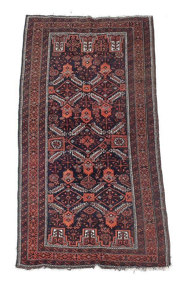A Quashqai carpet, aproximately 420cm x 315cm