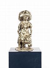 ** Chris Ofili (b. 1968) - Silver Moon, 2005